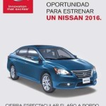 Promociones del Buen Fin 2015 en Nissan, Chrysler y Mitusbishi