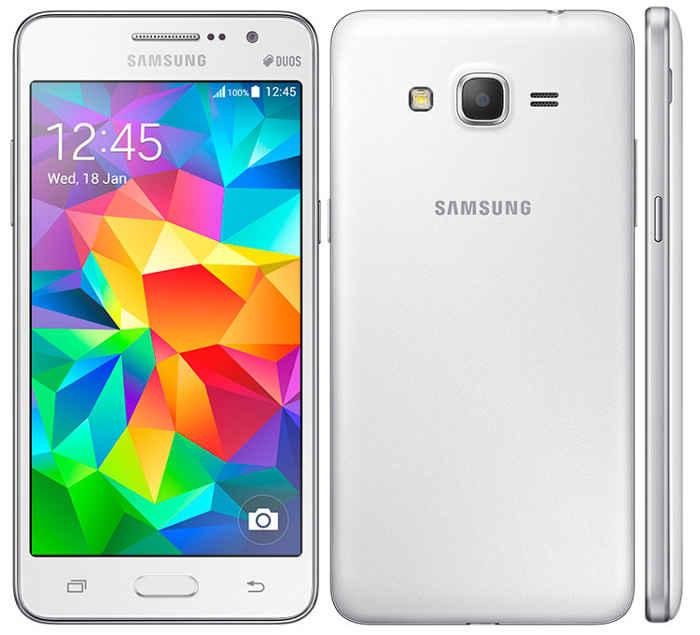 Promociones El Buen Fin en Amazon Samsung Galaxy Grand Prime