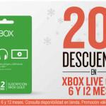 Radioshack descuento en Tarjetas Xbox Live Gold