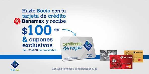 Sams Club bonificación y cupones de descuento