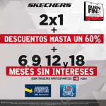 Ofertas del Buen Fin 2015 en Skechers