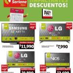 Soriana Folleto de promociones del Buen Fin 2015