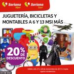 Soriana Ofertas Fin de Semana Noviembre 2015
