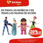 Soriana Ofertas de Fin de Semana