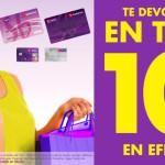 Suburbia Devolución del 10% en efectivo