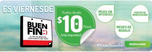 Vivaaerobus Promociones del Buen Fin 2015