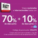 Volaris Promoción de Buen Fin 2015