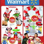 Walmart Folleto de ofertas Navidad 2015