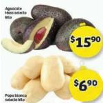 Frutas y verduras Soriana diciembre 2015