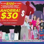 HEB ofertas de ropa y navidad