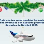 Promoción de Navidad Aeroméxico