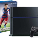 Amazon PS4 de 500GB + FIFA 16