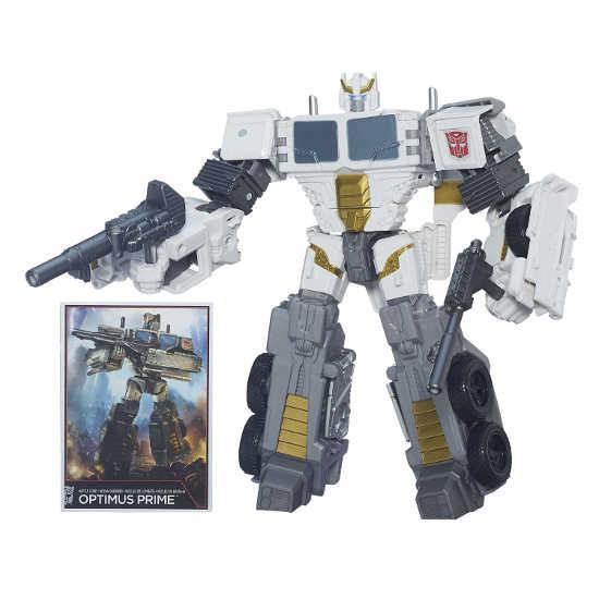 Amazon Transformer Optimus Prime Voyager
