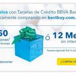 Best Buy cupones con BBVA Bancomer