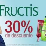 Chedraui Cupón de descuento Productos Fructis