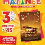 Cinemex Función Matinée El Principito