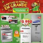 Folleto Bodega Aurrera ofertas de Navidad 2015