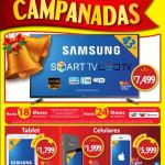 Folleto Campanadas Walmart Diciembre 2015