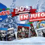 Gamers promociones navideñas 2015