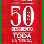 Gran venta navideña The Home Store