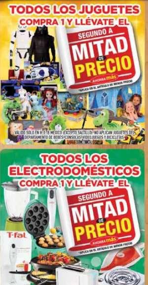 HEB descuentos en juguetes, chamarras y electrodomésticos