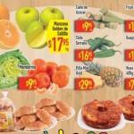HEB frutas y verdura diciembre 22
