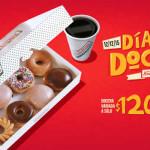 Krispy Kreme día de las docenas gratis