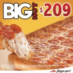Pizza Hut Big Hut a $209