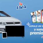 Promoción Lala AlSuper Gana Premios