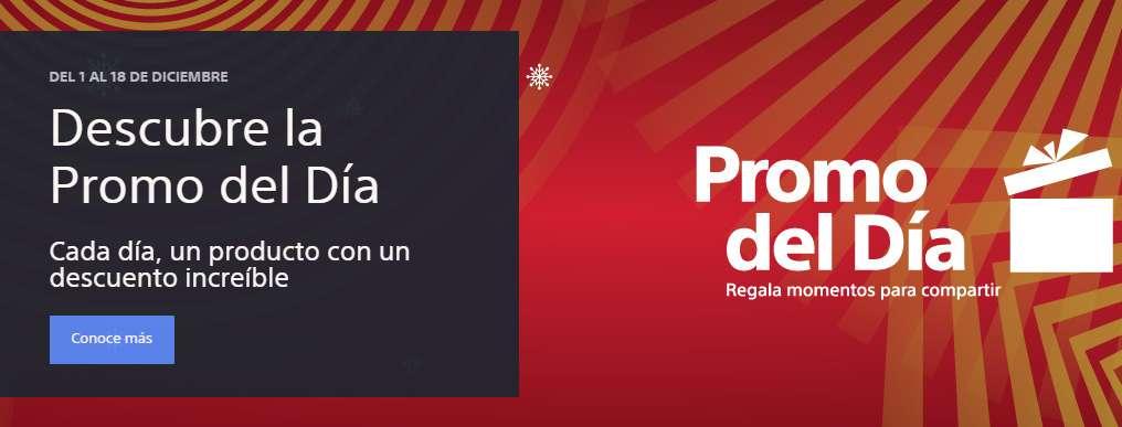 Sony Store Promoción del día