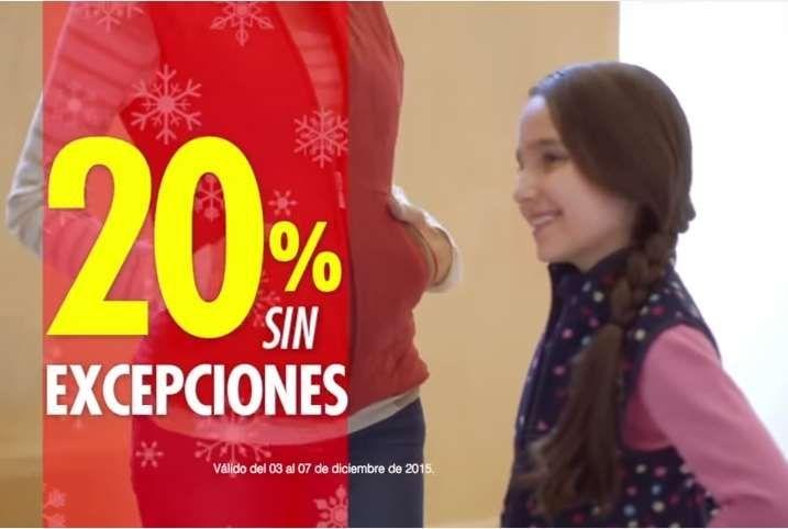 Suburbia 20% de descuento en sweaters y chamarras