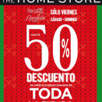 The Home Store Gran Venta Navideña