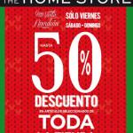 The Home Store Gran Venta Navideña