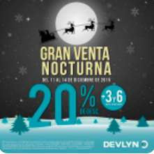 Devlyn Venta Nocturna