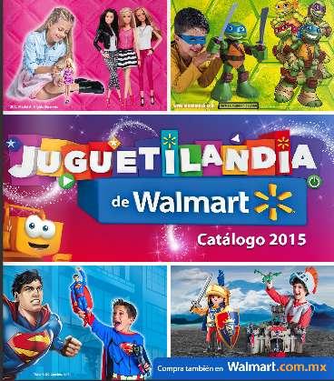 Walmart folleto de ofertas juguetilandia 2015 - Catalogo de ofertas de merkamueble ...