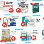 Farmacias Guadalajara 50% de descuento en medicamentos