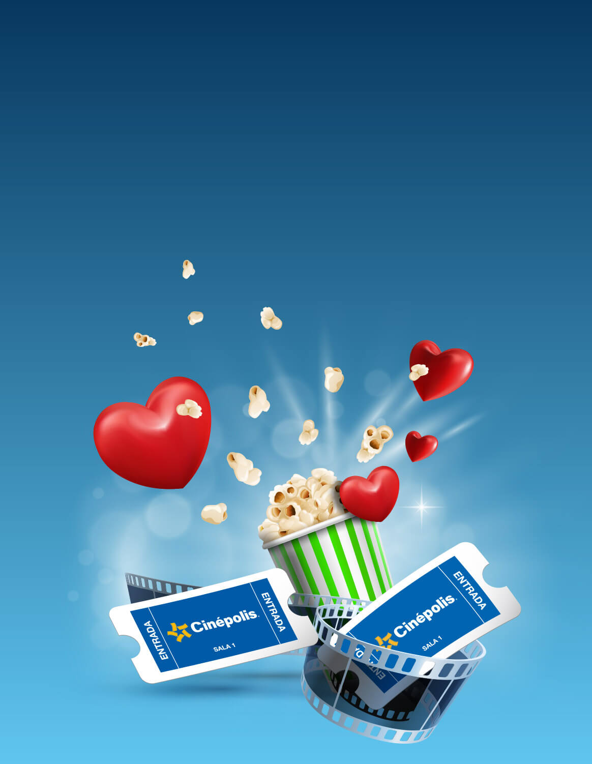 Movistar boletos de cine gratis