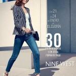 Sears: 30% de descuento en relojeria Nine West