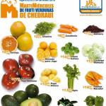 Chedraui frutas y verduras 5 y 6 de enero