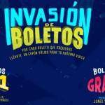 Cinépolis Invasión de Boletos Gratis