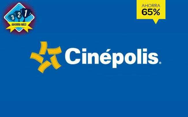 Clickonero Boletos de Cinépolis