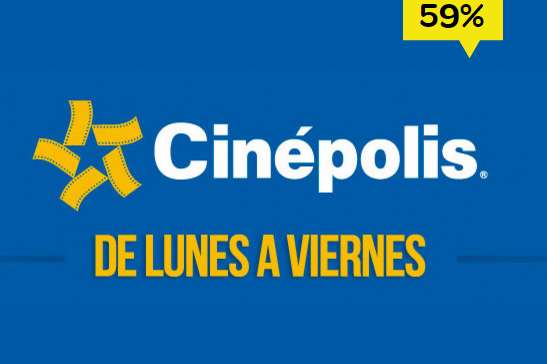 Clickonero Boletos de Cinepolis