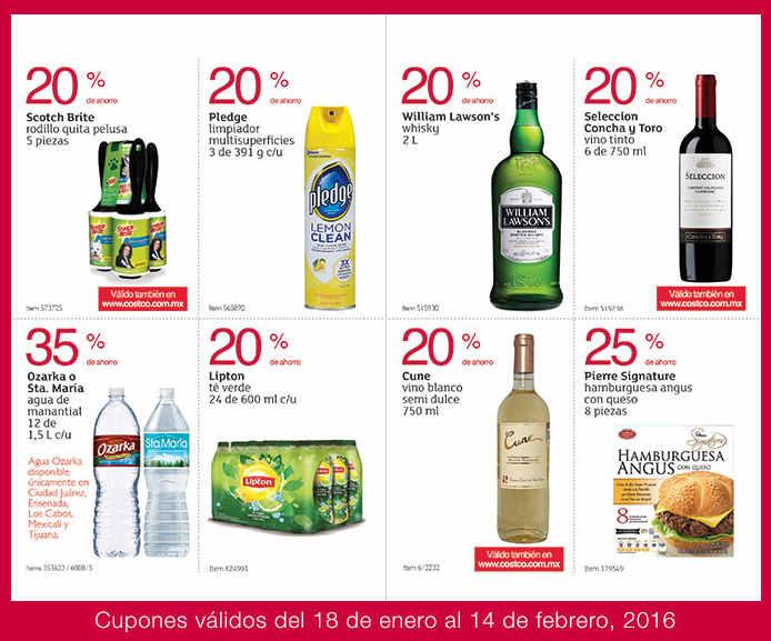 Costco cuponera de ofertas del 18 de enero al 14 de febrero - Costco productos y precios ...