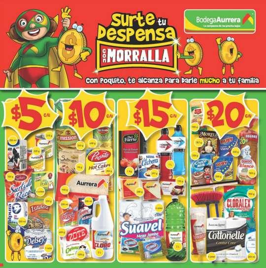 Folleto Bodega Aurrera: promociones y ofertas enero 2016