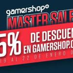 Gamers Master Sale Descuentos en Gamershop