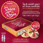 Krispy Kreme Docena de Rosca de Reyes