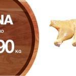Ofertas de Carnes en La Comer Enero 12