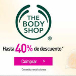 Liverpool descuentos en The Body Shop