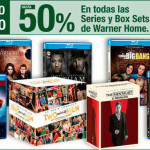 Sears Descuentos en Series y Box Sets de Warner