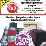 Soriana 3x2 en medicamentos genéricos